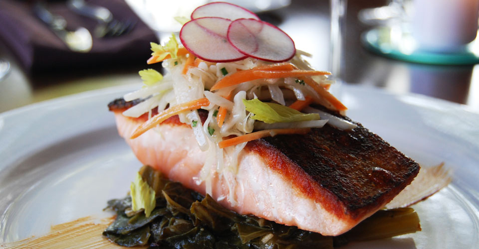 Saltus Grill - Salmon
